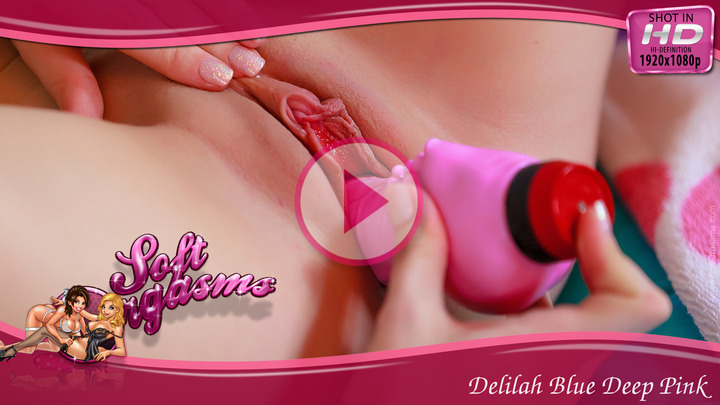 VIDEO Delilah Blue in  - Play Video!